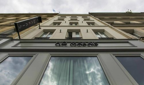 Hô Marais Hotel – Parigi