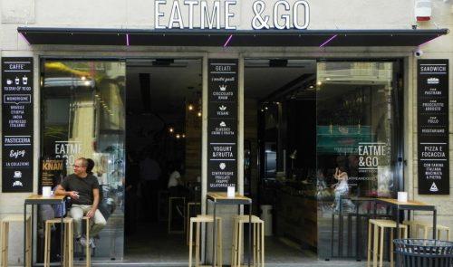 Eatme&Go – Milano, Italia